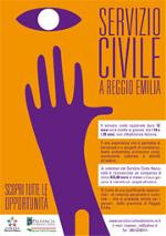Servizio Civile Regionale - Co.Pr.E.S.C. Reggio Emilia